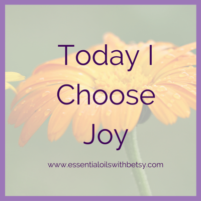 Today I choose joy. Blog post full of encouraging quotes.