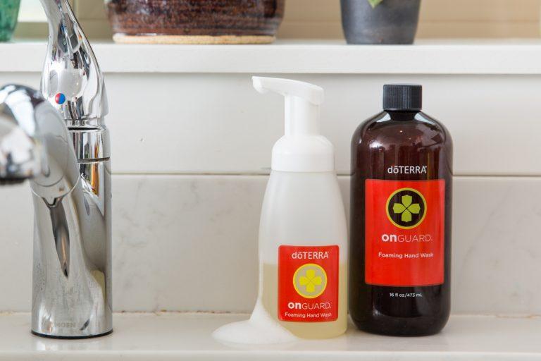 7 Benefits Of doTERRA OnGuard Foaming Soap
