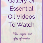 Essential Oil Videos To Watch Check out our latest essential oil videos! Learn about how to use doTERRA essential oils with video tips and tutorials. Which is your favorite?
