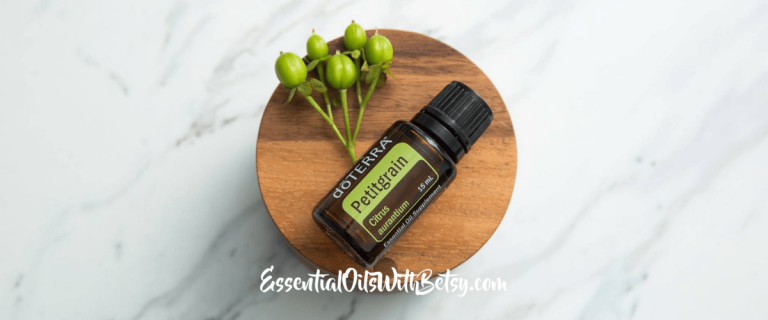 ALL ABOUT DOTERRA PETITGRAIN ESSENTIAL OIL