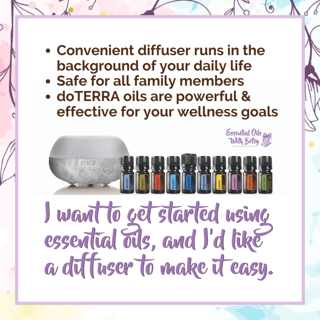 Get started with doTERRA with the Healthy Start enrollment kit