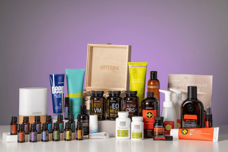 Join doTERRA To Get A 25% Discount!