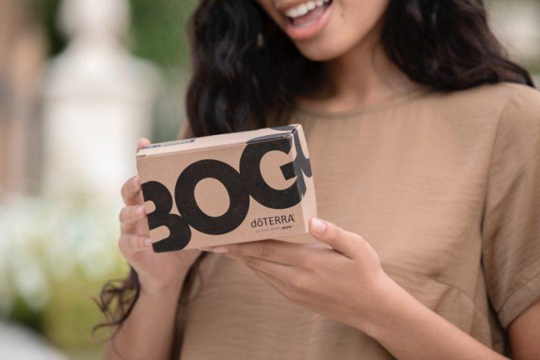 doTERRA BOGO Box 2021