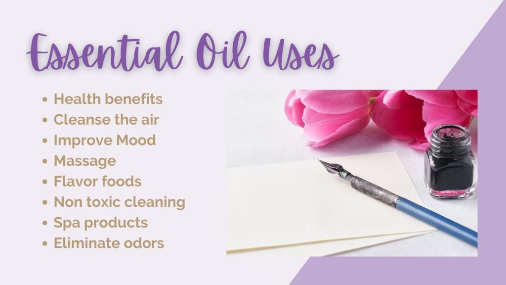 How Can I Use Essential Oils?