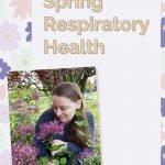 Spring Respiratory Health Oil Class