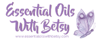 Essential Oils With Betsy - doTERRA Consultant Website Logo