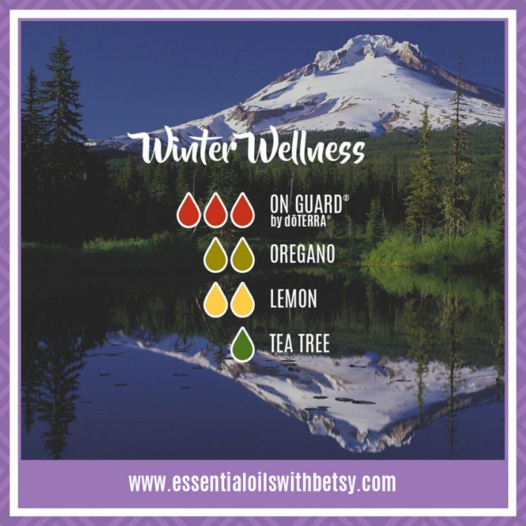 Winter Wellness Diffuser Blend