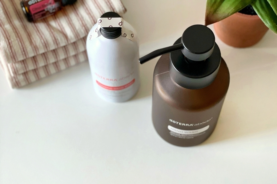 doTERRA Abode Foaming Hand Wash