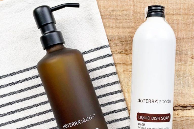 doTERRA Natural Liquid Dish Soap