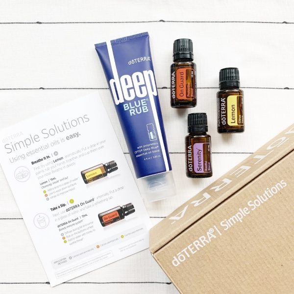 Buy doTERRA Kit Simple Solutions