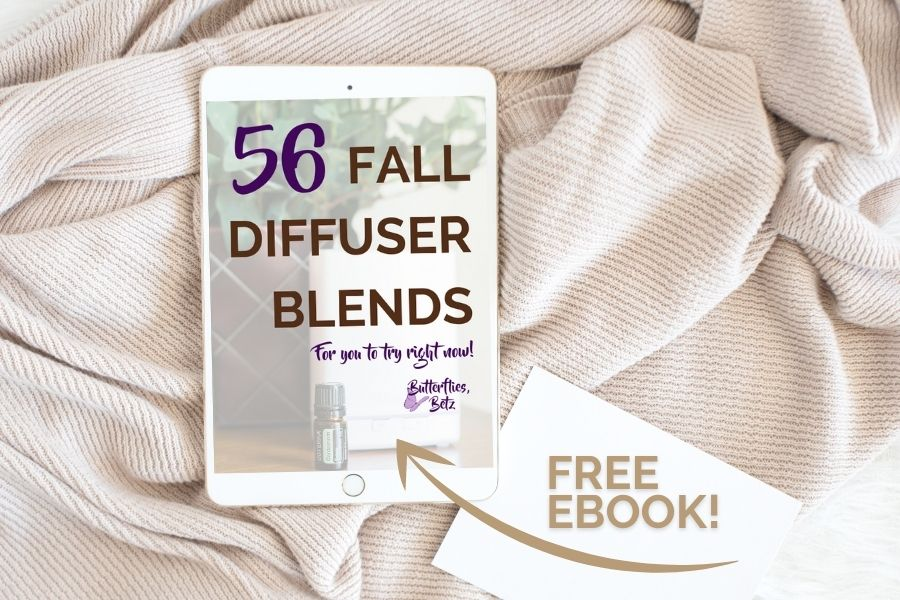 FREE 56 PAGE FALL DIFFUSER BLENDS EBOOK - ESSENTIAL OILS WITH BETSY